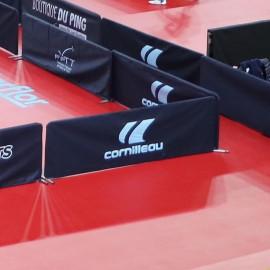 LOT DE 10 SÉPARATIONS DE TABLE CORNILLEAU