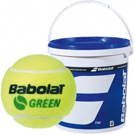 BARIL DE 72 BALLES GREEN - BABOLAT