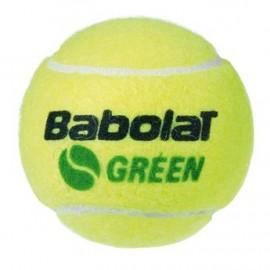 ECO RECHARGE DE 72 BALLES GREEN - BABOLAT